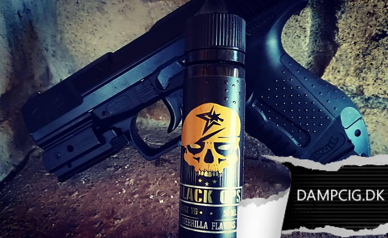 DIY 60ml Shake'N'Vape Kit Inkl. nikotin til 90 DKK