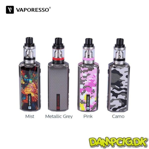 80W Vaporesso Tarot Mini TC 18650 Kit W/O Battery